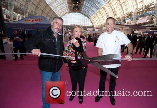 Paul Hollywood, Mary Berry and Michel Roux 7