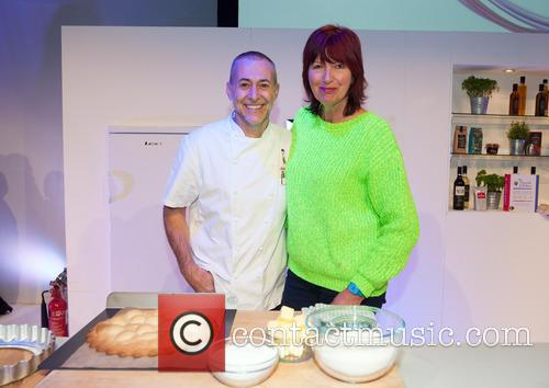 Michel Roux and Janet Street-porter 1