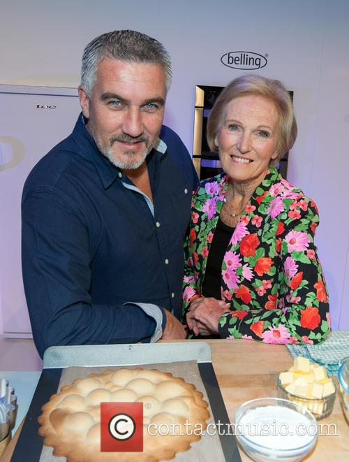 Paul Hollywood and Mary Berry 9
