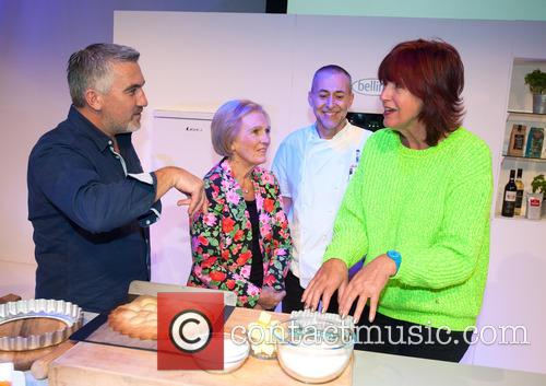 Paul Hollywood, Mary Berry, Michel Roux and Janet Street-Porter 3