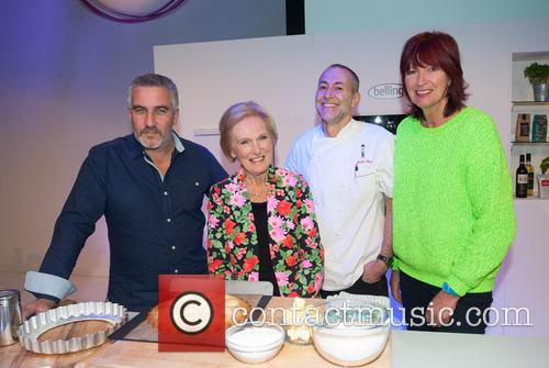 Paul Hollywood, Mary Berry, Michel Roux and Janet Street-Porter 4