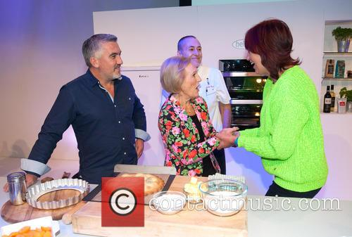 Paul Hollywood, Mary Berry, Michel Roux and Janet Street-Porter 1