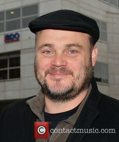 Comedian Al Murray