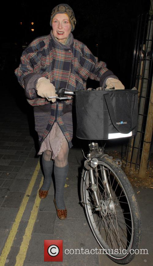 dame vivienne westwood celebrities leave barry humphries 3955917