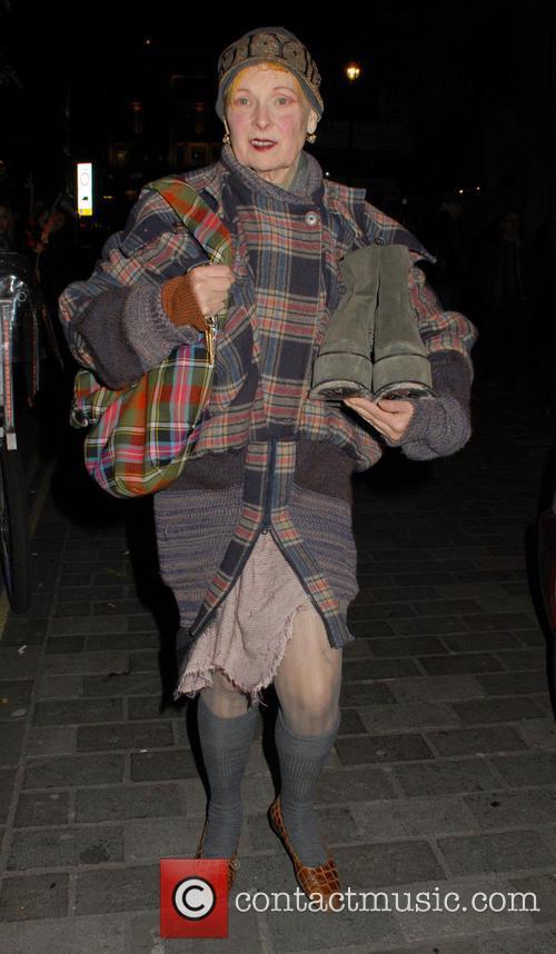 Dame Vivienne Westwood 5