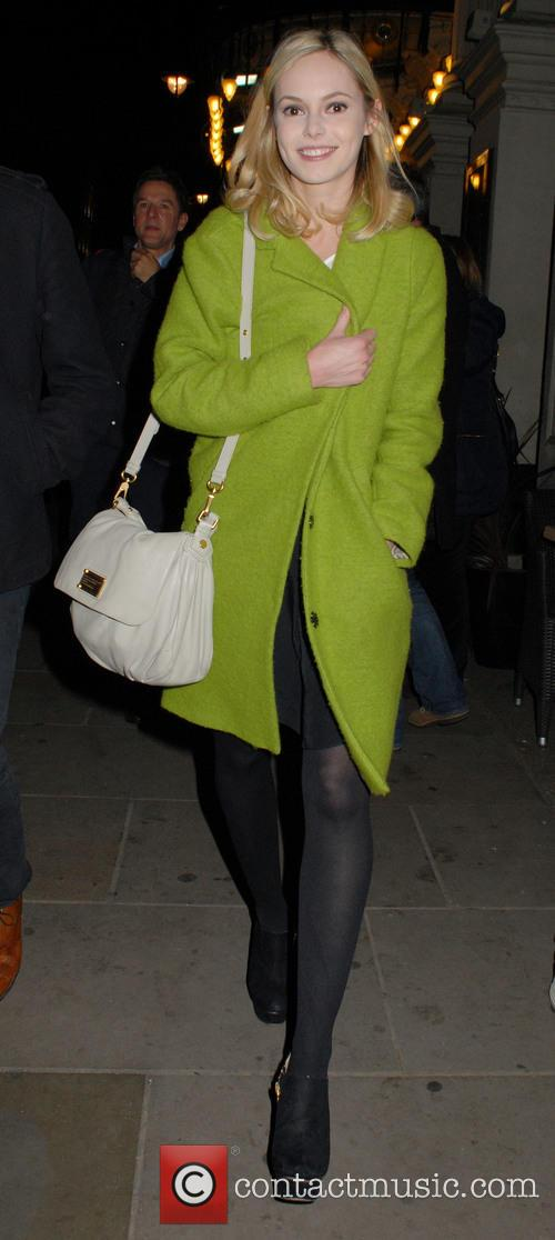 hannah tointon celebrities leave barry humphries farewell 3955926