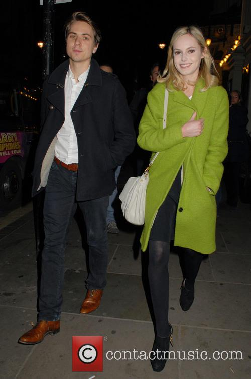 Joe Thomas and Hannah Tointon 2