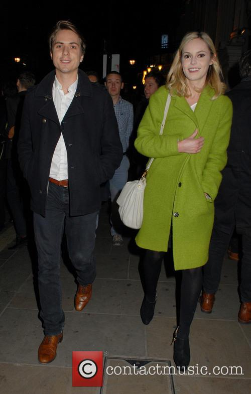 Joe Thomas and Hannah Tointon 4