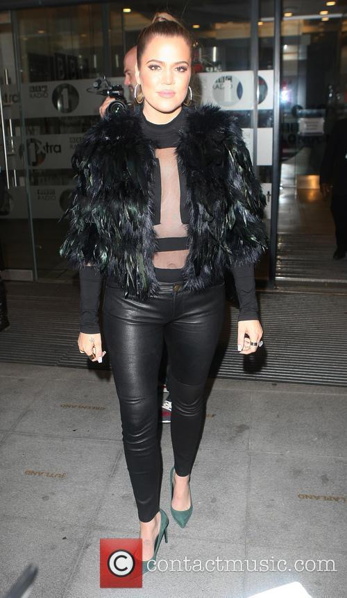 khloe kardashian khloe kardashian outside bbc radio1 3954683