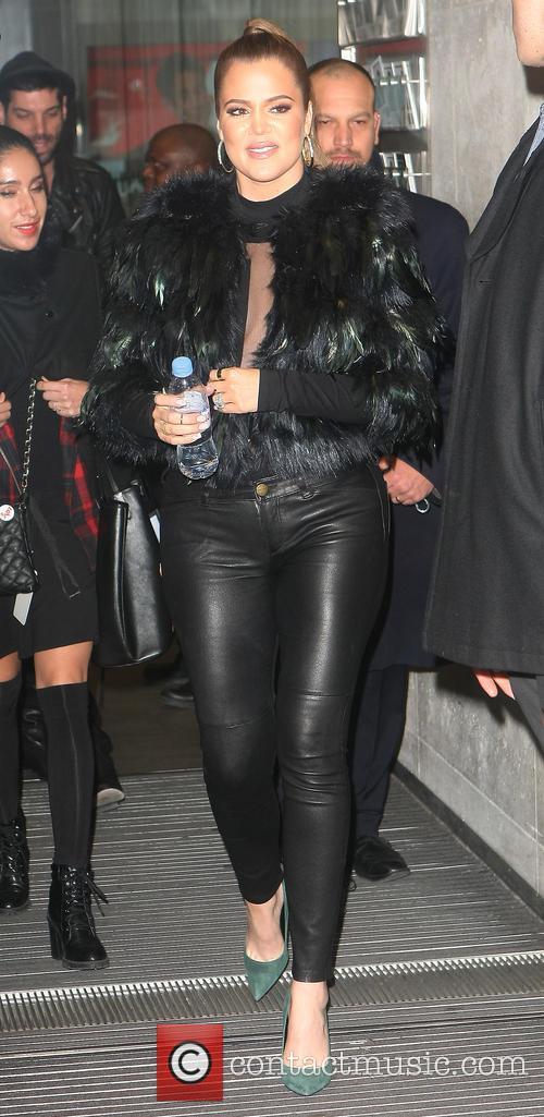 Khloe Kardashian, BBC Radio1