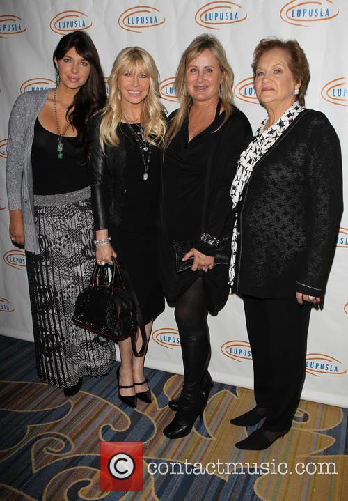 Brittny Gastineau, Lisa Gastineau, Kelly Stone and Dorothy Stone 8