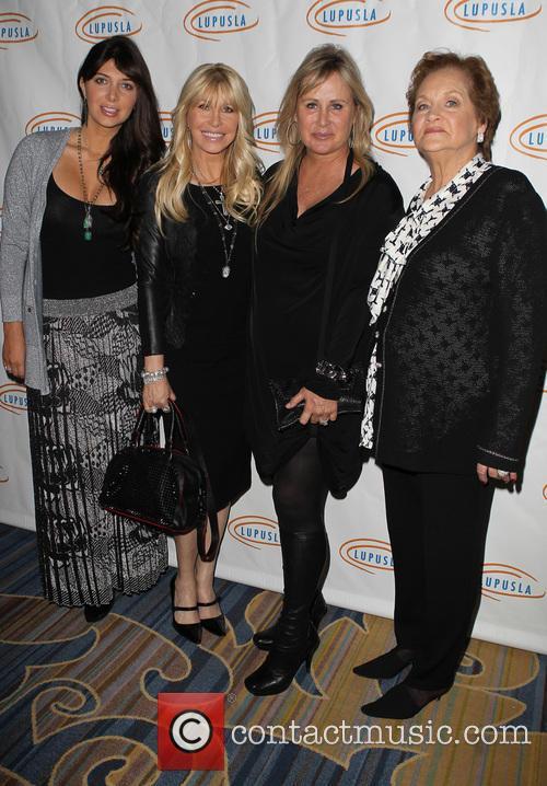 Brittny Gastineau, Lisa Gastineau, Kelly Stone and Dorothy Stone 11
