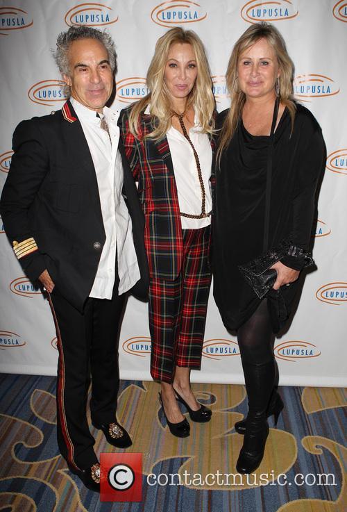 Donald Pliner, Lisa Pliner and Kelly Stone 2