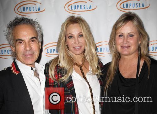 Donald Pliner, Lisa Pliner and Kelly Stone 1