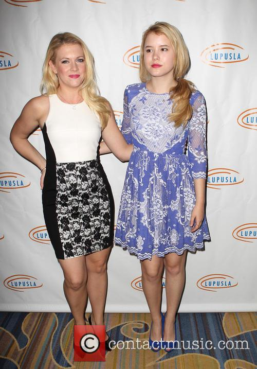Melissa Joan Hart and Taylor Spreitler 1