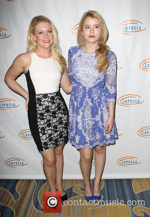 Melissa Joan Hart and Taylor Spreitler 4