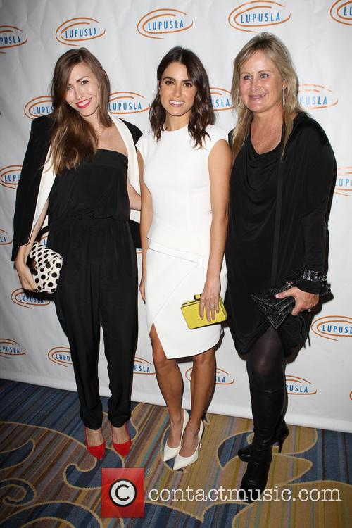 Nikki Reed, Kelly Stone and Guest 1