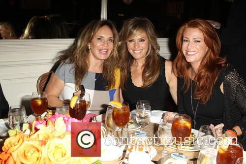 Catherine Bach, Sandra Taylor and Angie Everhart 2