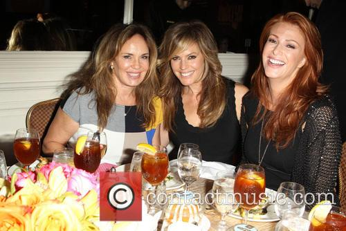 Catherine Bach, Sandra Taylor and Angie Everhart 4