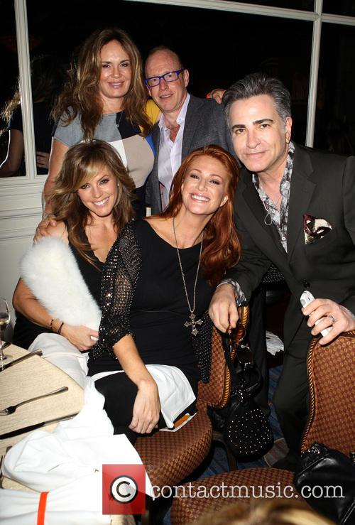 Catherine Bach, Sandra Taylor, Angie Everhart and Guests 5