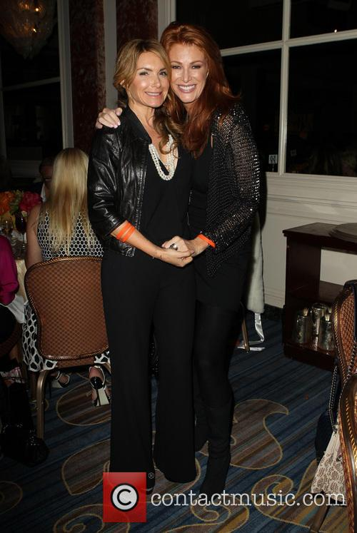 Eden Sassoon and Angie Everhart 4
