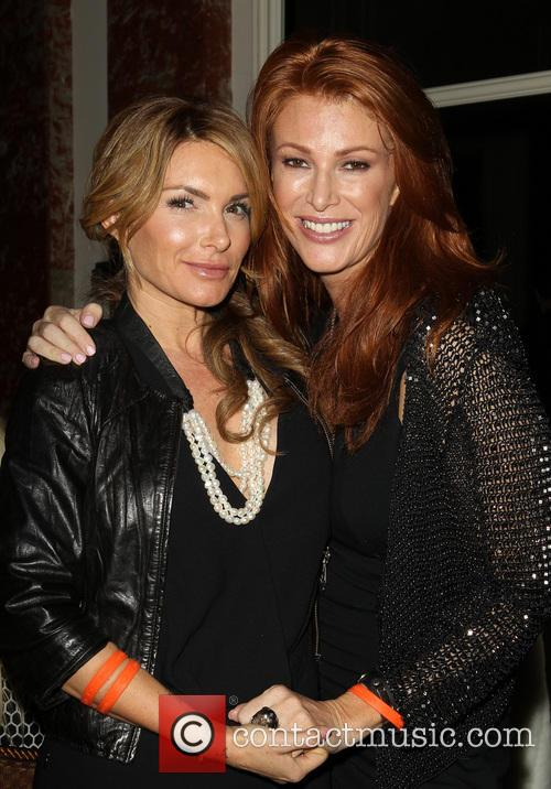 Eden Sassoon and Angie Everhart 1
