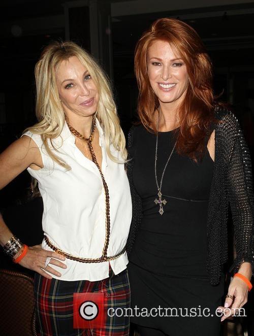 Lisa Pliner and Angie Everhart 3
