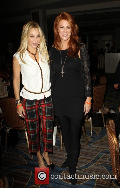 Lisa Pliner and Angie Everhart 4