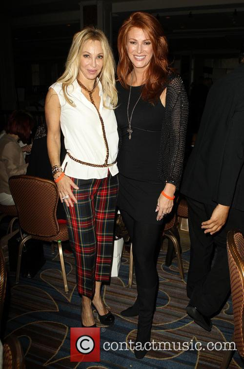 Lisa Pliner and Angie Everhart 5