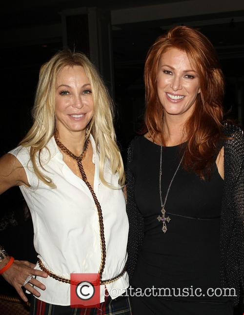Lisa Pliner and Angie Everhart 1