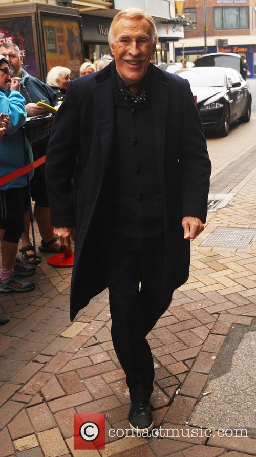 Sir Bruce Forsyth, Blackpool Ballroom