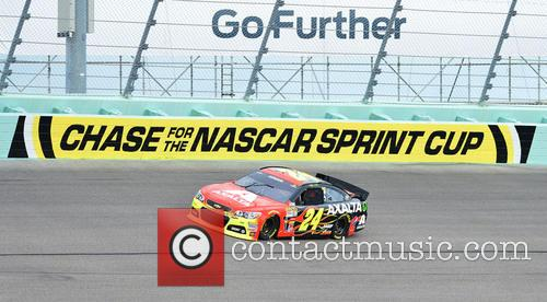 NASCAR Sprint Cup Series and NASCAR Nationwide Series...