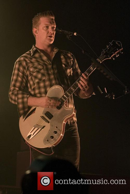 Josh Homme and Queens Of The Stone Age 5