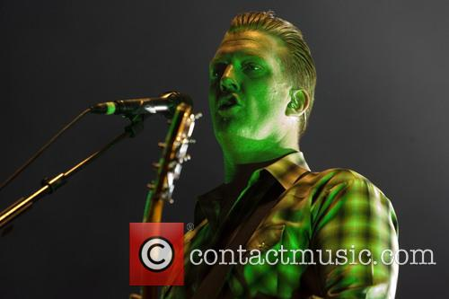 Josh Homme and Queens Of The Stone Age 6
