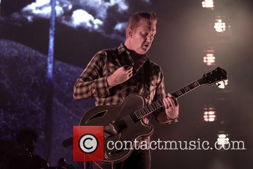 Josh Homme and Queens Of The Stone Age 7
