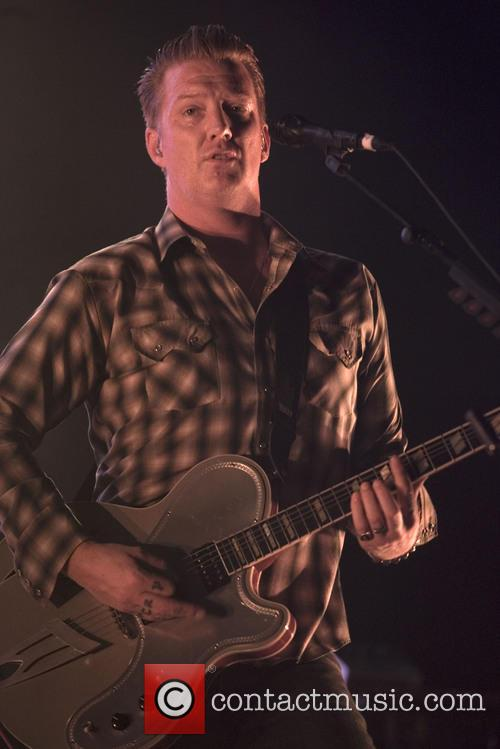 Josh Homme and Queens Of The Stone Age 8