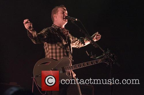 Josh Homme and Queens Of The Stone Age 9