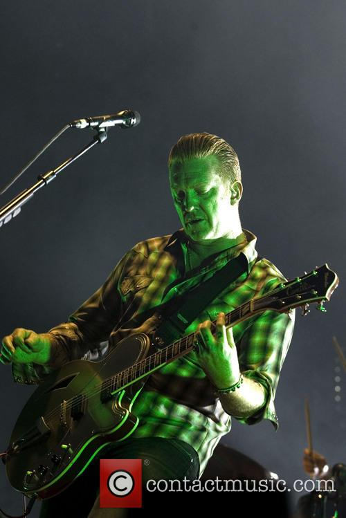 Josh Homme and Queens Of The Stone Age 10