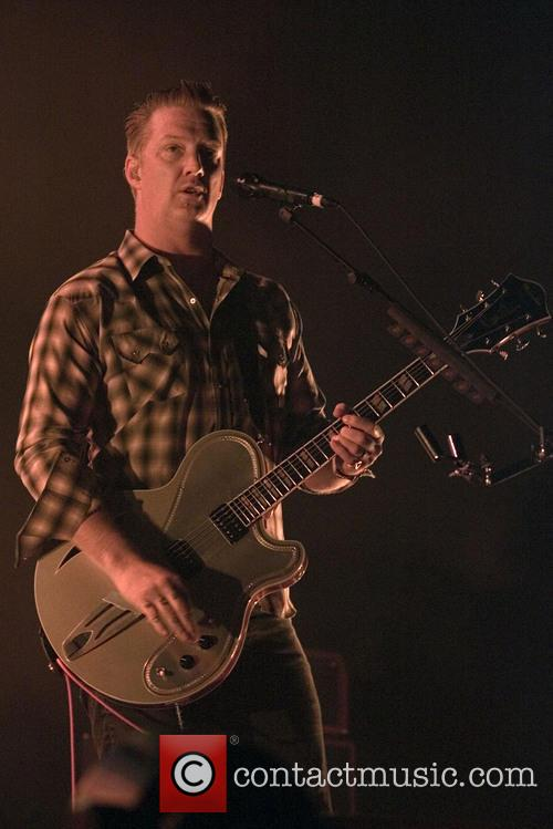Josh Homme and Queens of the Stone Age 12