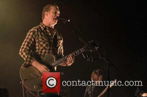 Josh Homme and Queens of the Stone Age 14