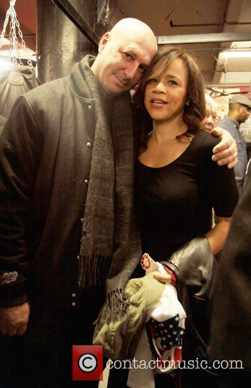 Eric Hayes and Rosie Perez 5
