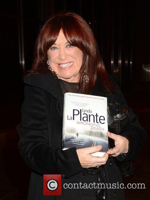 Conchita Wurst,Thomas Neuwirth and author Lynda La Plante...