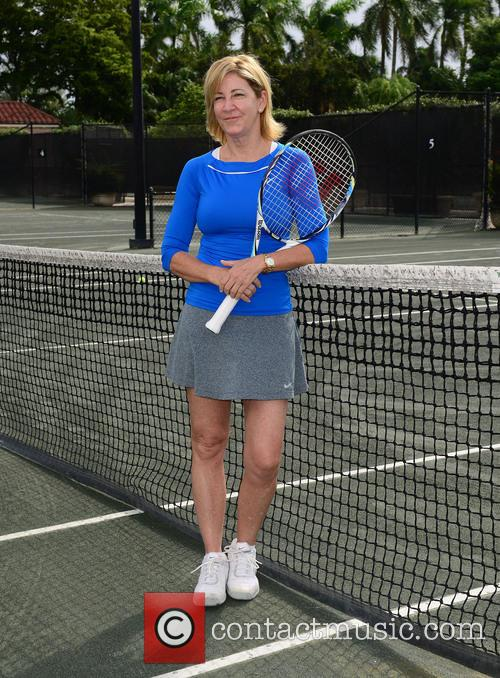Chris Evert 5