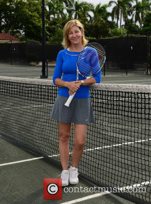 Chris Evert 7