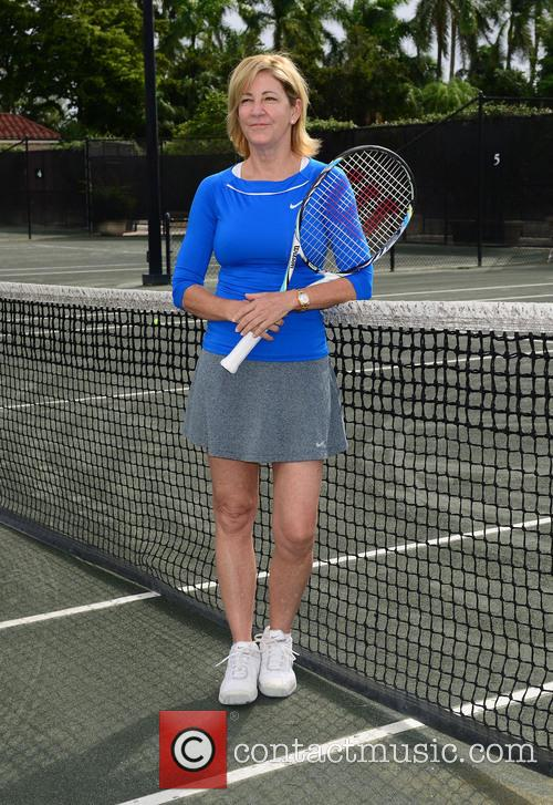 Chris Evert 9