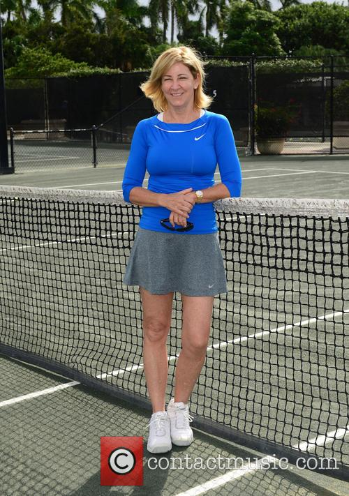 Chris Evert 1