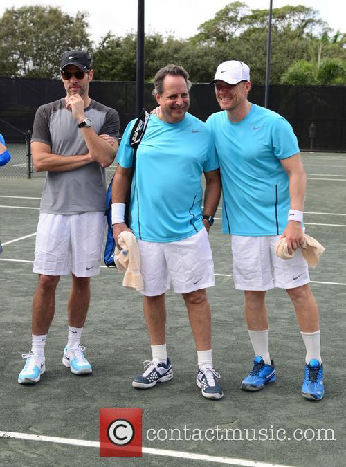 Scott Foley, Jon Lovitz and Kevin Mckidd