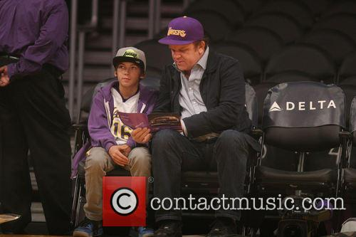 John C. Reilly, Staples Center