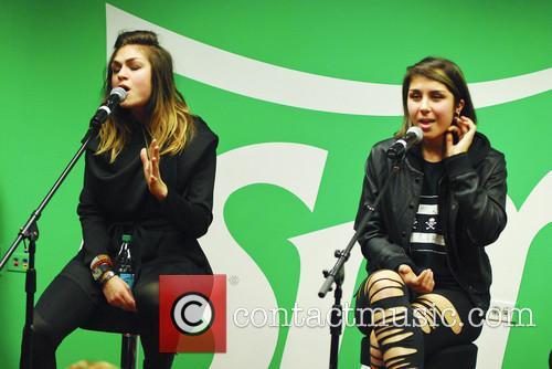 Krewella, Jahan Yousaf and Yasmine Yousaf 2