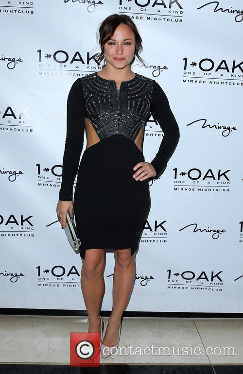Briana Evigan, 1 Oak Nightclub